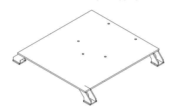 Monteringsplattform
